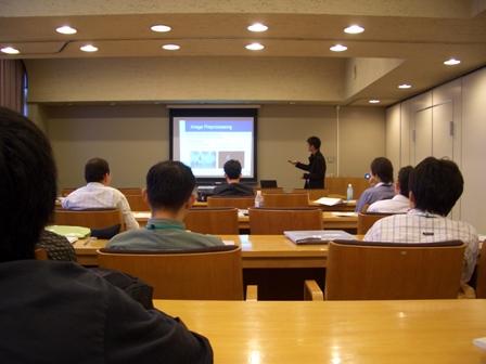 NPC2006にて100時間ワークショップ研究発表