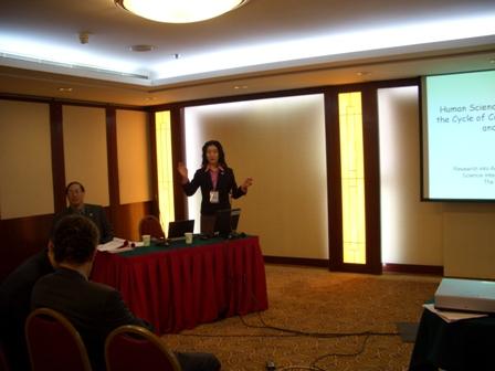 CODATA06にてセッション開催、研究発表