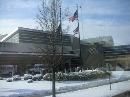 クリーブランド退役軍人医療センター見学