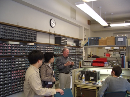 CWRU電気・電子回路設計室