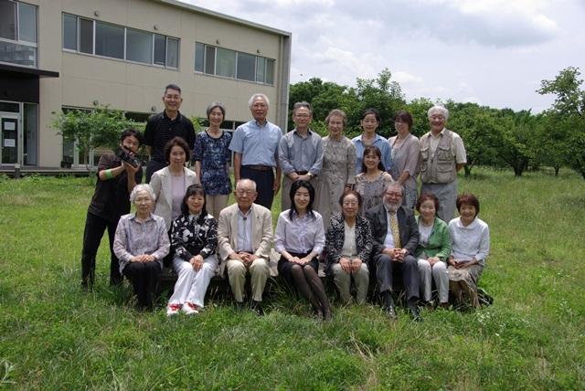 2013年度ほのぼの研究所メンバー