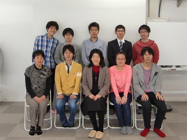 大武研究室メンバー2015